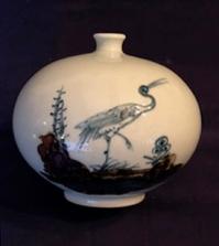 Korean Bud Vase