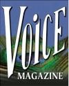 Voice logo crop
